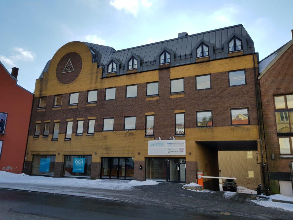 beced92b64e Torsdag 7. juni åpner OCH dørene til vår nye klinikk i Fredrikstad Sentrum.