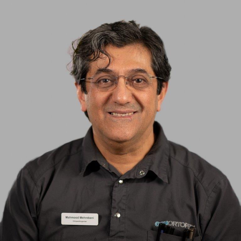 Mahmood Mehrebani